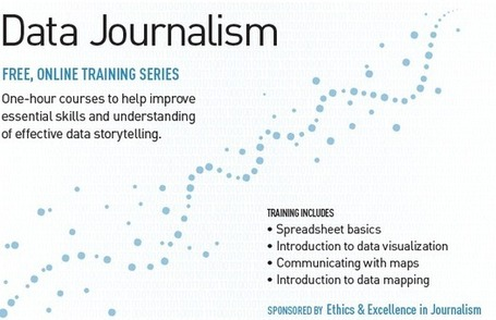 Free Online Data Training | kdmcBerkeley | Multimedia Journalism | Scoop.it