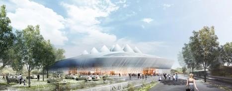 Brest Arena : un ovni architectural dans la cité du ponant | ORPI 101 Jaurès Brest | Scoop.it