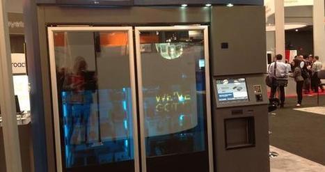 L'Atelier au Big Show du NRF, enquête sur le magasin de demain | Digital experience in store | Scoop.it