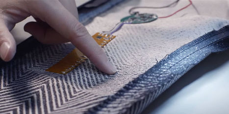 Comment Google a testé l'efficacité de ses textiles connectés | Internet du Futur | Scoop.it