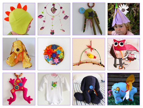 LOVEMEDO handmade bespoke toys and products for children | awesome stuff for kids | Scoop.it