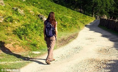 Walking six miles each week could reduce chance of getting Alzheimer's | StepsHunter | Scoop.it
