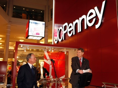 J.C. Penney Now in Full Counterrevolution Mode With Bill Ackman Kicked off the Board   Business Transformation   Scoop.it