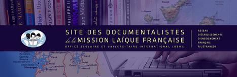 Épinglons avec Pinterest  I Documentalistes de la Mission laïque française | Education & Numérique | Scoop.it