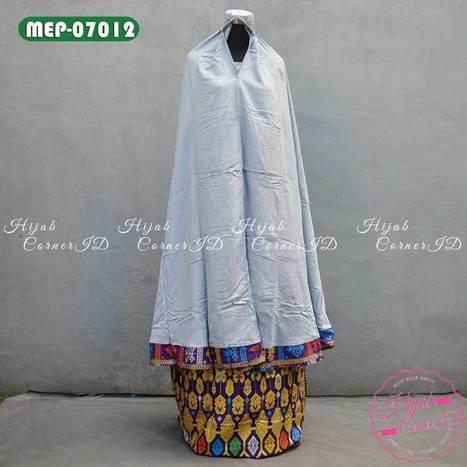Mukena Etnik Prada 07012 | Atisomya Hijab | Scoop.it