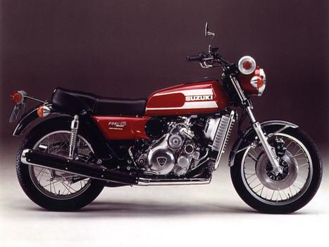 Suzuki RE5 Rotary 1974—1976 | Rotary Power Crew | Scoop.it