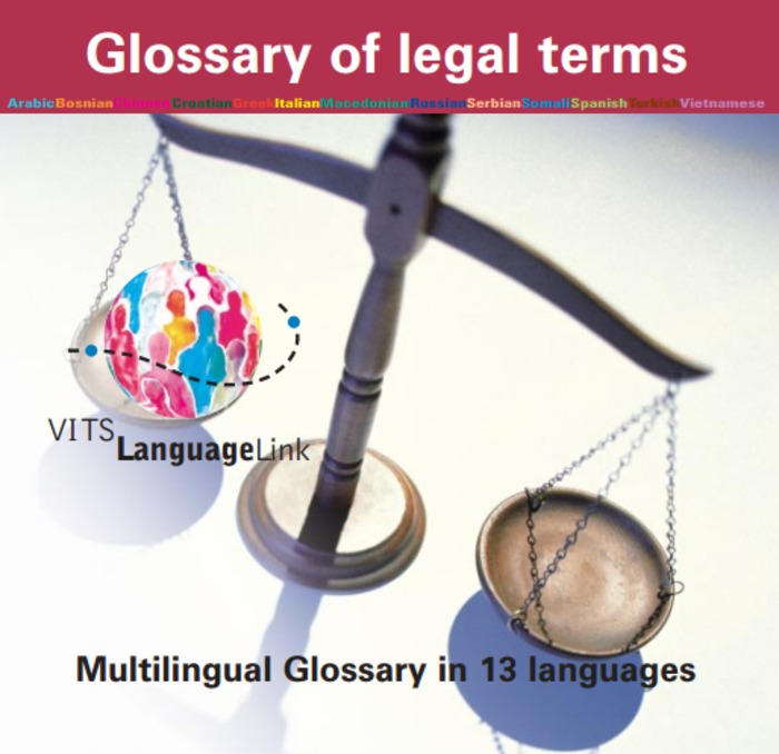 (MULTI) (PDF) - Multilingual glossary of legal terms in 13 languages | VITS LanguageLink | Glossarissimo! | Scoop.it