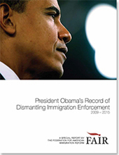 President Obama's Record of Dismantling Immigration Enforcement | American Immigration Aesthetics | Scoop.it
