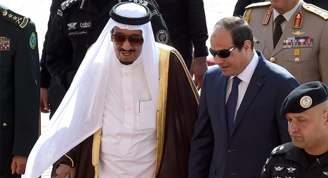 Is Israel forming an alliance with Egypt and Saudi Arabia? - Al-Monitor: the Pulse of the Middle East | Information wars | Scoop.it