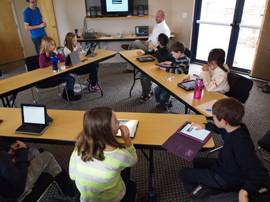 Introducing Mobile Technology Into Your Classroom: Structures and Routines | iPad Apps for Middle School | Scoop.it