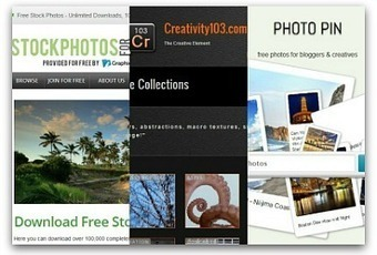 15 FREE sources for online images | Communication Advisory | Scoop.it