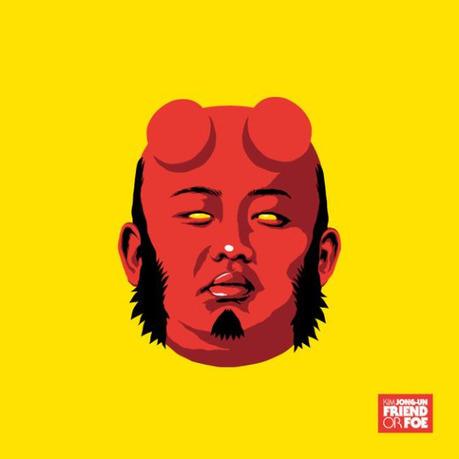 Kim Jong-un, il leader della Nord Corea illustrato da Butcher Billy in 34 PICS | Stay Pulp | Scoop.it