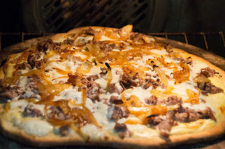 Philly Cheesesteak Pizza | Pizza toppings | Scoop.it