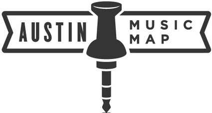 Austin Music Map | Digital Urbanism | Scoop.it