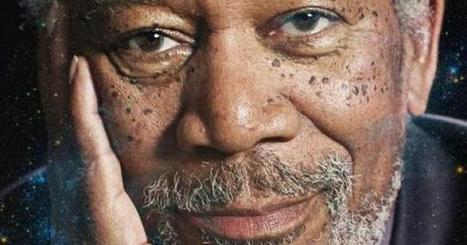 Escaping Earth with Morgan Freeman | morgan freeman | Scoop.it