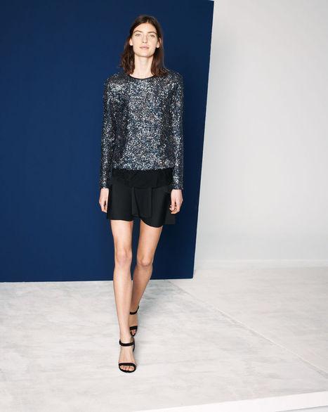ZARA FEMME : Nouvelle collection spéciale tenues de soirée | Agora | Scoop.it