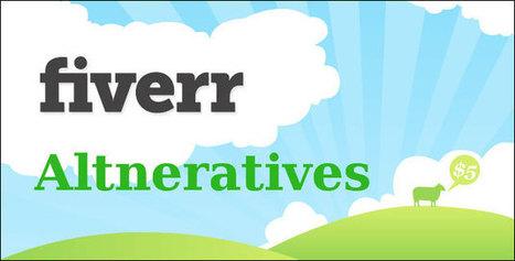 Fiverr Alternative (Clone) - Sites like Fiverr 2014-15 | Custom Logo Design - Web Graphic Designing services Company | Scoop.it