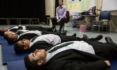 Could beditation be the answer to exam nerves?   Collected Economics   Scoop.it