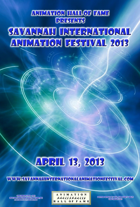 2013 Savannah Int'l Animation Festival Kicks Off - Animation World Network | Machinimania | Scoop.it