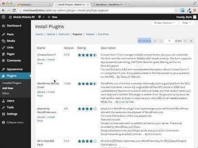 Wordpress Tutorial Four | Wordpress For Beginners | General SEO | Scoop.it