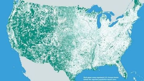 What is 'unpopulation geography'? | AP HUMAN GEOGRAPHY DIGITAL  STUDY: MIKE BUSARELLO | Scoop.it
