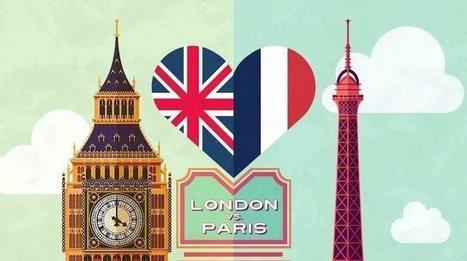 Koji je grad bolji London ili Pariz? | Language travel at its best | Scoop.it