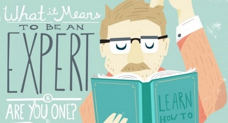 What it Means to be an Expert | Second Language Learning in adults | Scoop.it