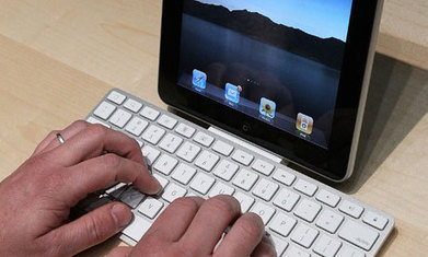 Are keyboards the key to mobile productivity   Is the iPad a revolution?   Scoop.it