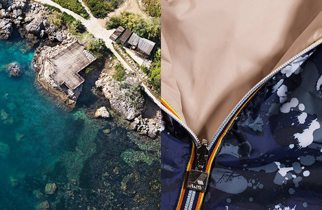 Uncanny Aerial and Fashion Photography Mashups by Joseph Ford | Colossal | Noname-agency | Scoop.it