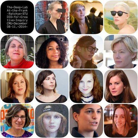 Deep Lab 2014 by the STUDIO for Creative Inquiry - #feminism | Digital #MediaArt(s) Numérique(s) | Scoop.it