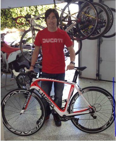 I Am Specialized | Motorsports: News | Nicky Hayden: On the Upside, I have a New S-Works Venge | Ductalk Ducati News | Scoop.it