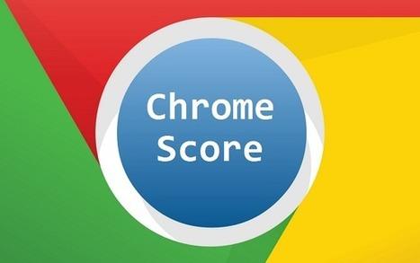 Google envisage d'utiliser son navigateur Chrome pour noter et classer les sites - Arobasenet.com | All | Scoop.it