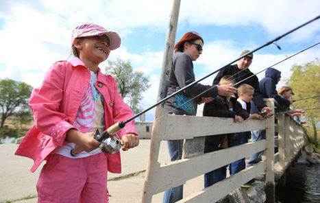 5 Best Places to Take Kids Fishing: Adventure Guide - Twin Falls Times-News | Catch the Best of Fishing Fun | Scoop.it