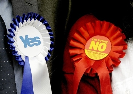 Majority of Scots back independence, poll finds - Scotsman | My Scotland | Scoop.it