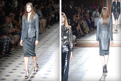 Paris Fashion Week Haute Couture FW15/16 : Julien Fournié | FashionLab | Scoop.it
