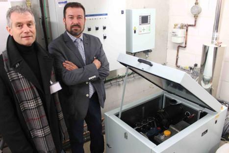 Nouveau mode de co-génération (Hebdo Finistère Courrier Progrès, 24/12/2014) | Les écogénérateurs ou chaudières à micro cogénération gaz, l'avenir du chauffage ? | Scoop.it