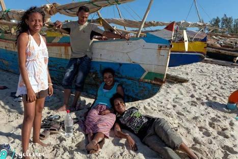 Plage d'Amborovy, Mahajanga : moments de vacances | Tourisme, voyage, séjour, vacances | Scoop.it