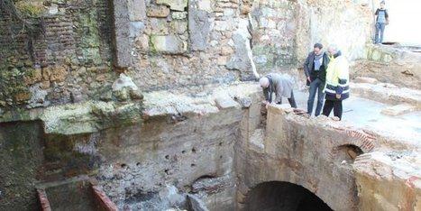Une découverte qui éclaire l'histoire de la ville de Bergerac | Bergerac2014 | Scoop.it