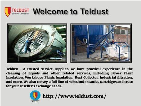 Teldust A/S - Filtratio | Teldust.com | Scoop.it