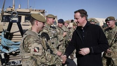 UK Afghan mission accomplished - PM | Top World News | Scoop.it