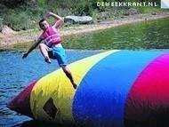 Waterjump in Piushaven: na week uitstel dagelijks lekker plonzen | Stadsnieuws | dé Weekkrant | Waterjump | Scoop.it