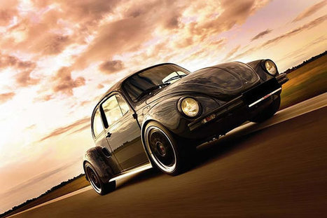 Introducing The Bugster, A Custom Beetle Made From Porsche Parts | My Dream Garage | Scoop.it