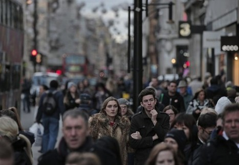Why Some People Find Crowded Cities Relaxing—And Others Don't | Outdoor Fitness | Scoop.it