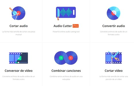 123apps – Programas de edición de audio y video. En línea y gratuitos | Educación y Tic | Scoop.it