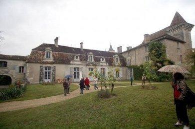 Château Bisquit, visite au cœur d'un écrin   Actualités du Cognac   Scoop.it