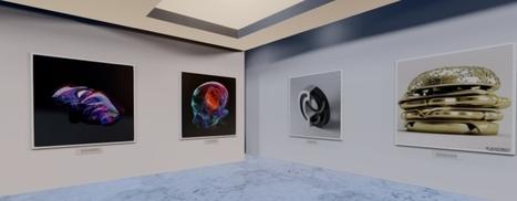 Créer sa propre galerie de musée en réalité virtuelle a partir de photos d'Instagram | Réalité augmentée, technologies, usages pédagogiques | Scoop.it