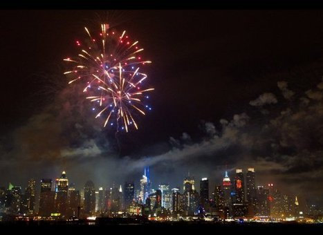PHOTOS: July 4th Fireworks In NYC | New York City Chronicles | Scoop.it