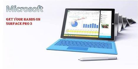 Here's presenting the recently revealed #MicrosoftSurfacePro3. | Free Classified Ads India | Scoop.it