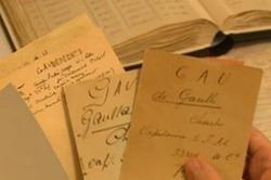 Les archives de l'Agence Internationale des prisonniers de guerre seront en ligne cet été | GenealoNet | Scoop.it