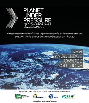 PAEPARD: AGRICULTURE & ENVIRONMENT: PLANET UNDER PRESSURE 2012 | The Glory of the Garden | Scoop.it